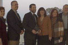 Photo: Innovation Award Runner Up Recipients:  Lockheed Martin with ORC HSE Partners: Dee Woodhull, Scott Madar, Jamie Burget (Lockheed Martin), Carol Cala (Lockheed Martin), Linda Haney, Steve Newell
