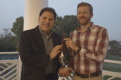 Photo: Innovation Award Winner: Siemens Healthineers LD: Paul D. Moss & Jay Kroc